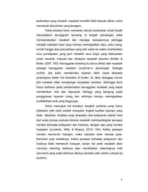 Contoh Jurnal Pemasaran - Pomegranate Pie