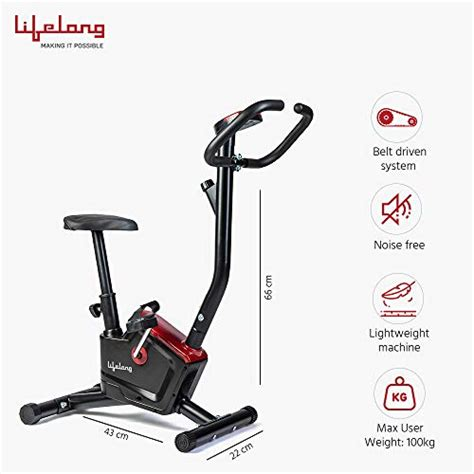 Lifelong Llf45 | Exercise Bike Reviews 101