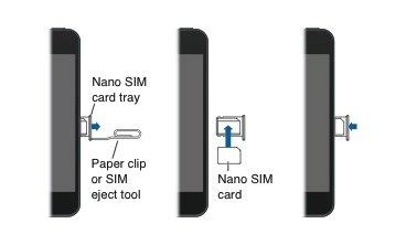 Can i put my qlink sim in another phone? How to place a SIM card in an iPhone - Quora