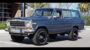 Jeep Grand Wagoneer : 1986 jeep grand wagoneer gateway orlando 1075 youtube ~ Medecine-chirurgie-esthetiques.com Avis de Voitures
