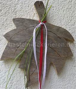 Herbstdeko Holz Selber Machen : herbstdekoration aus holz basteln und dekorieren ~ Whattoseeinmadrid.com Haus und Dekorationen