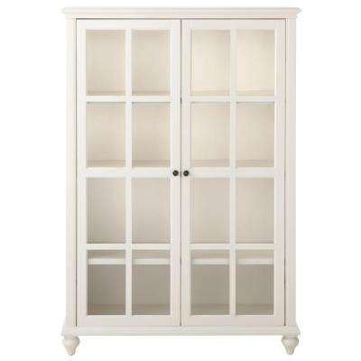glass door bookcase white white bookcases home office furniture furniture 3771