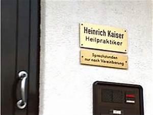 Abrechnung Heilpraktiker Gebührenordnung : heilpraktiker heinrich kaiser abrechnung ~ Themetempest.com Abrechnung