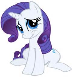 My Little Ponies Rarity