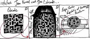 What Is Common Between The Torre Agbar Designed By Jean Nouvel And The Qrcode