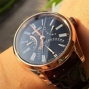 Rose Gold Sprühlack : seiko presage mechanical rose gold automatic men 39 s watch sard012 ebay ~ Avissmed.com Haus und Dekorationen
