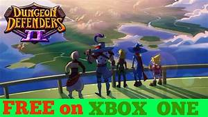 DUNGEON DEFENDERS 2 Xbox One Lets Play Free Download DD2