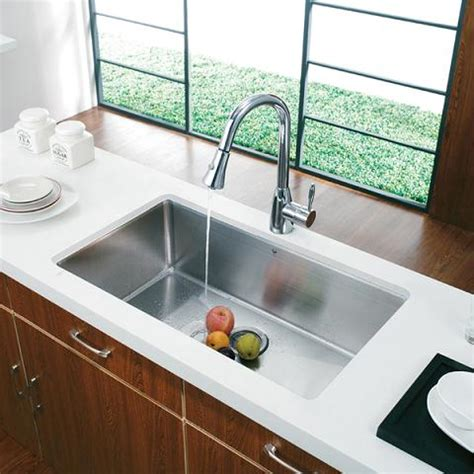 16 stainless steel kitchen sink homethangs has introduced a guide to designer 8965