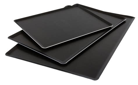baking sheet stick non aluminum exal sheets usa nonstick food aluminium pastry grade kitchen coating