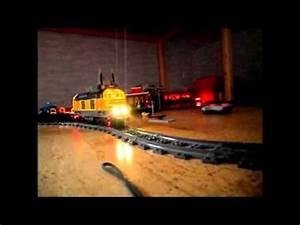 Lego Led Beleuchtung : lego city eisenbahn inkl beleuchtung youtube ~ Orissabook.com Haus und Dekorationen