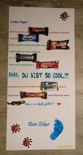 geburtstag papa daddy gifts christmas gift  dad diy