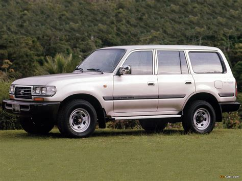 Toyota Land Cruiser 80 Autana STD 1995–2008 images (1280x960)