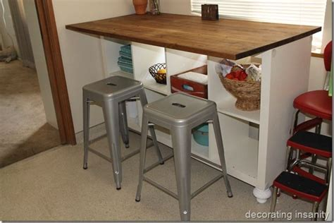 ikea kitchen table hack expedit ideas for every room kitchen pinterest room