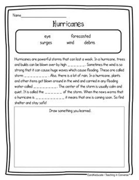 natural disasters severe weather hurricanes for the classroom natural disasters weather