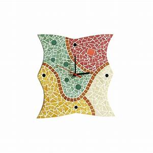 Mosaik Selber Machen : mosaik set uhr maison pratic boutique pour vos loisirs creatifs et votre deco ~ Orissabook.com Haus und Dekorationen