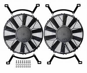 Original Electric Replacement Fans For Alfa Romeo