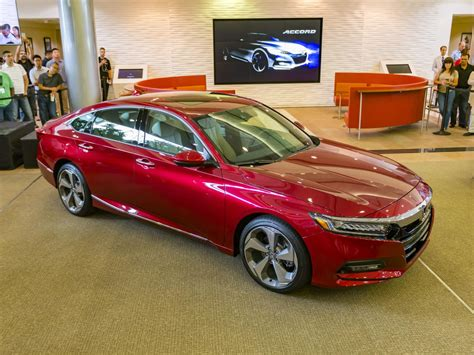 First Look This Is The New Honda Accord 2018