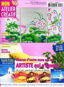 Mon Cabanon Creatif : magazine mon atelier cr atif en abonnement ~ Zukunftsfamilie.com Idées de Décoration