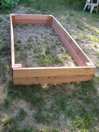 building a garden box diy garden box tutorial and pictures popsugar home