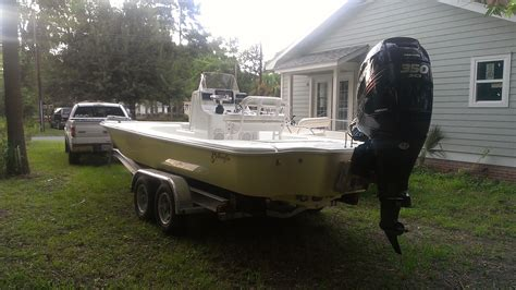 Yellowfin Boats Cost by 24 Yellowfin Bay W Mercury 350sci Verado The Hull