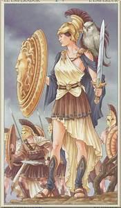 Athena Greek Goddess | Myth Man's Athena Page Five | Greek ...