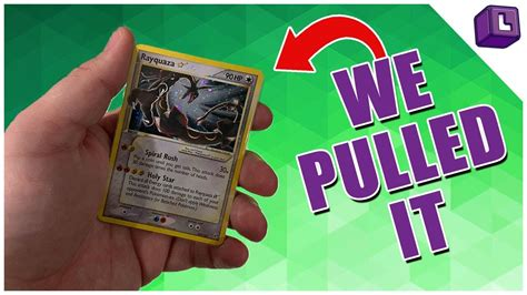Pokemon trading card game is available by the individual single card, pack, box, theme deck or collectible tin. We Pulled *The Rarest* Gold Star Pokemon Card - INSANE! - YouTube