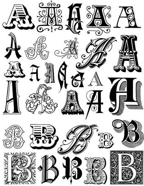 Alphabet 2   Tattoo fonts alphabet, Tattoo fonts, Calligraphy fonts