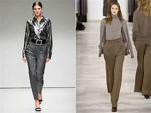 Women's Pants Fall-Winter 2016-2017 | Fashion, Trends ...