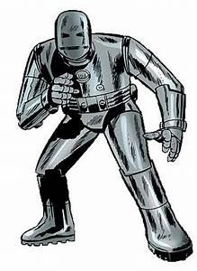 Iron Man Suit: Mark 1 - Iron Man Suit