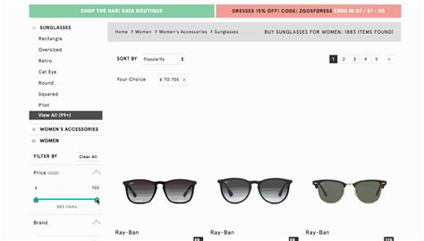 How To Optimize Product Filters For Ecommerce Niches