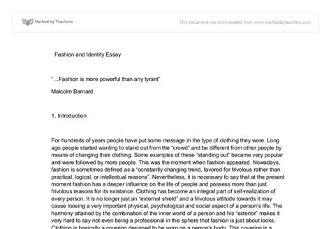 How Important Is Resume Paper by Argumentative Essay Is Fashion Important Is Fashion