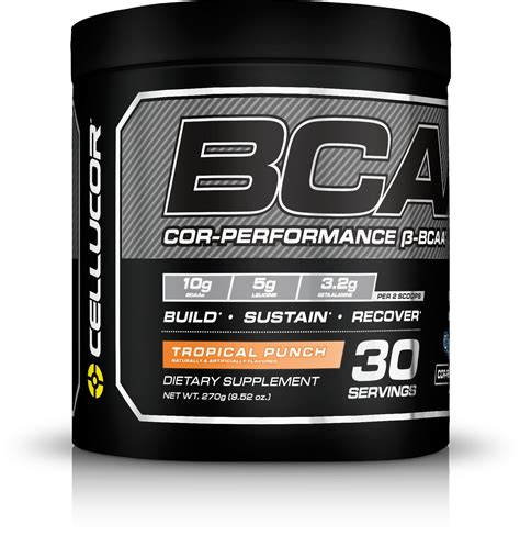 Amazon.com: Cellucor, BCAA Supplement, Watermelon, 30