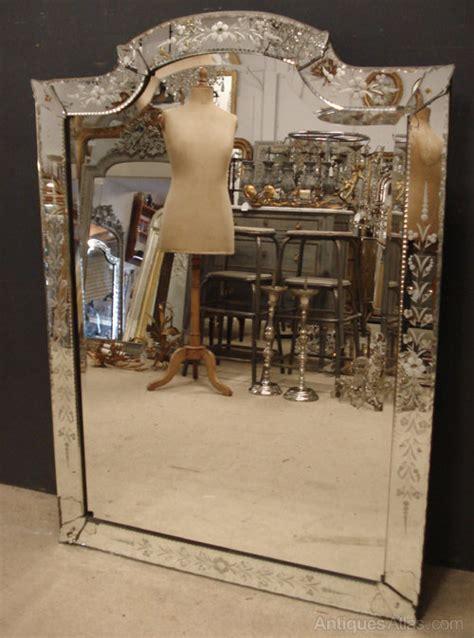 antiques atlas antique venetian mirror