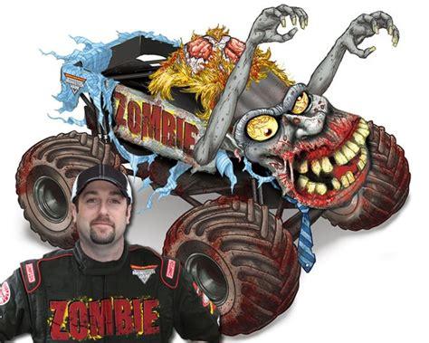 monster jam zombie truck 544 best monster trucks images on pinterest monsters