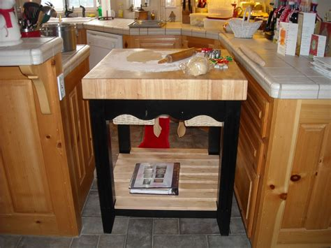 Furniture 1000 Ideas About Butcher Block Island With Wood