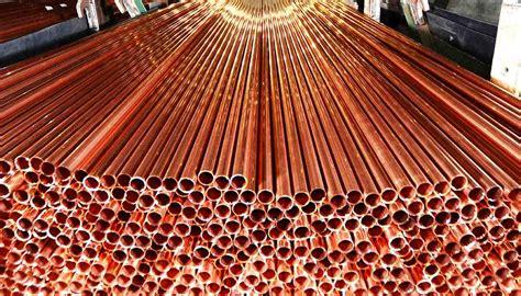 le cuivre atteint son  haut niveau depuis  forex