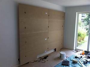 Raumteiler Tv Wand : tv wand selber bauen rigips ~ Indierocktalk.com Haus und Dekorationen