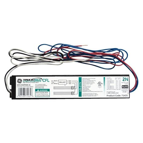 Electronic Ballast For Lamp Compact Fluorescent