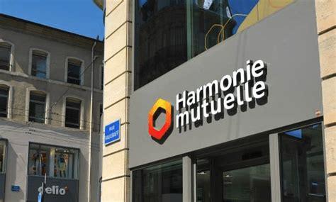 harmonie mutuelle si鑒e comment joindre harmonie mutuelle