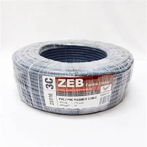 Zeb 23  0 16 X 3 Core Pvc Insulated Pvc Sheathed Copper