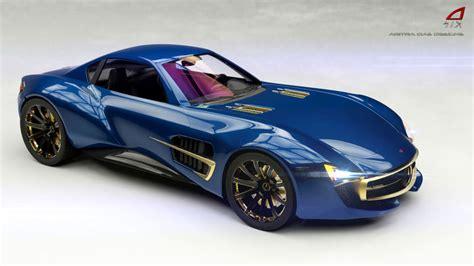 Future Mercedes Benz McLaren SLR AMG GT concept | CGTrader