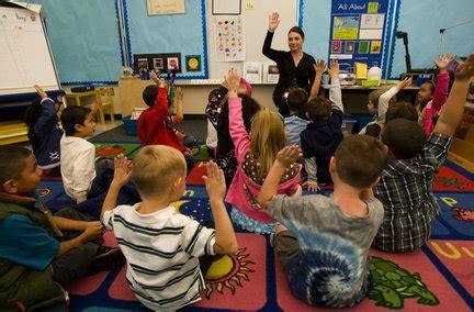 evergreen district kindergarten classes   day