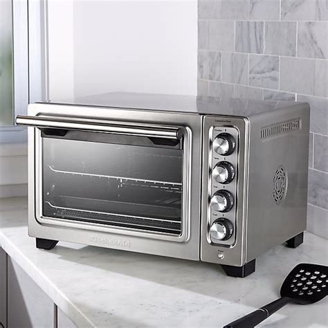 Compact Toaster Oven Reviews - kitchenaid compact convection toaster oven reviews