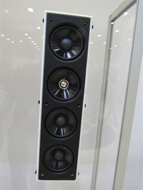 kef ciql thx  wall speaker preview audioholics