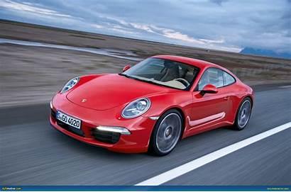911 Porsche 991 Revealed Official Ausmotive Pdk