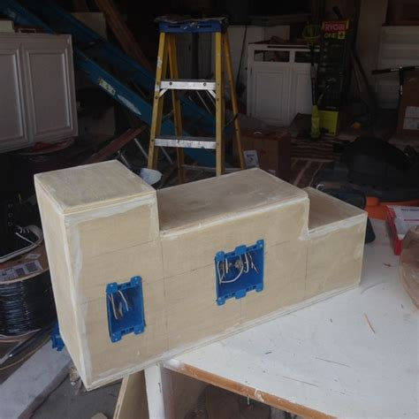 scentsy display case ryobi nation projects