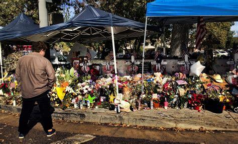 investigators update timeline california mass shooting