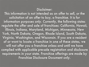 how to finance your great american cookies franchise With ups franchise disclosure document