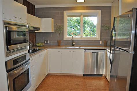 Midcentury Kitchen Remodel  Modern  Kitchen Portland