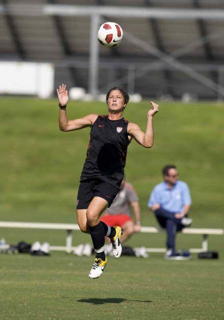 Abby Wambach Soccer